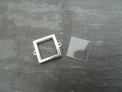 Photo Frame Connectors - Squares 14mm