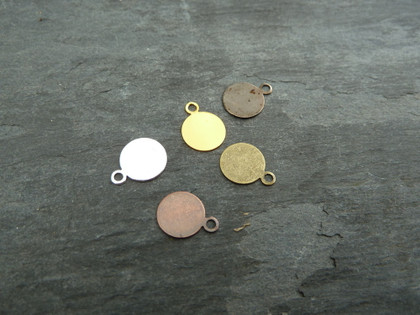 Small Tags for Cabochons