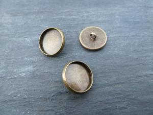 Button Blanks / Lids 16mm