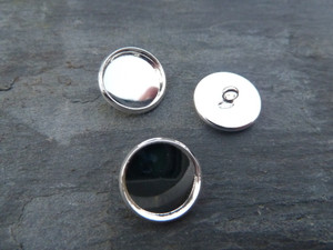 Button Blanks / Lids 20mm