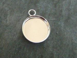 Round Charm Blanks - 12mm