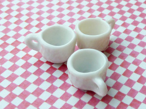 Little Porcelain Teacups