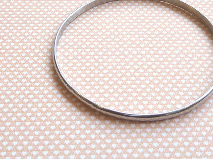 Stainless Steel Stacking Bangle