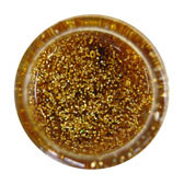 Glitter Resin - Yellow