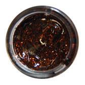 Glitter Resin - Brown