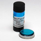 Transparent Resin - Blue