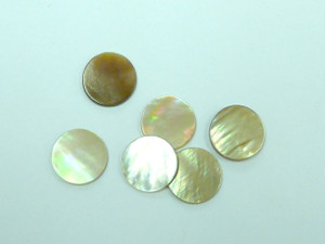 Natural Shell Cabochons