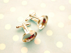 Savvy Crafter Cufflinks 16mm