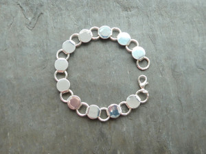 Pad Bracelet for Cabochons