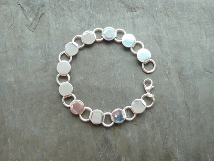 Pad Bracelet for Cabochons