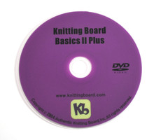 Knitting Board Basics DVD II