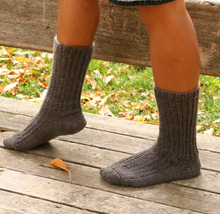 Falling for Fall Socks