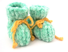 Lullaby Booties