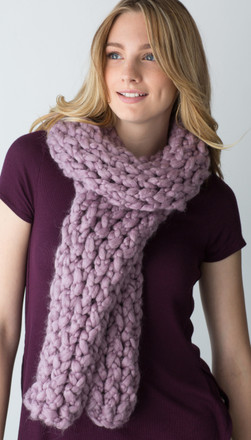 Simple Ewrap Scarf