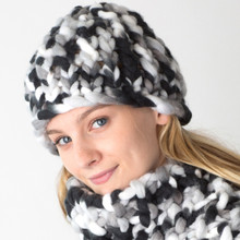 Woolly Hat and Scarf