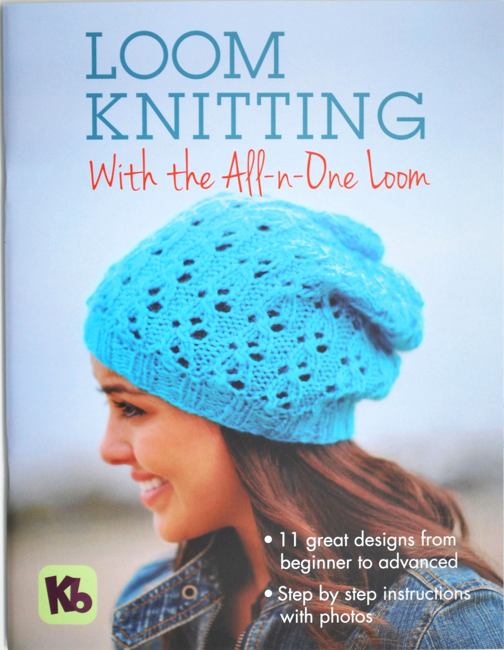 Loom Knitting Book All In One Knitting Loom Knitting Patterns