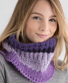Bumbleberry Cowl