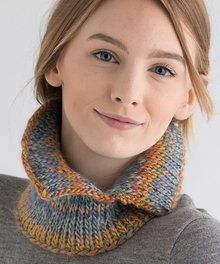 Collar-Up Cowl