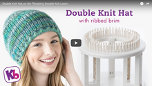 Complete Pattern - Double Knit Hat