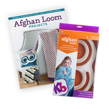Afghan Loom + Projects book