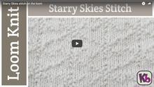 Starry Skies Stitch