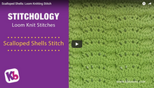 Scalloped Shells Stitch