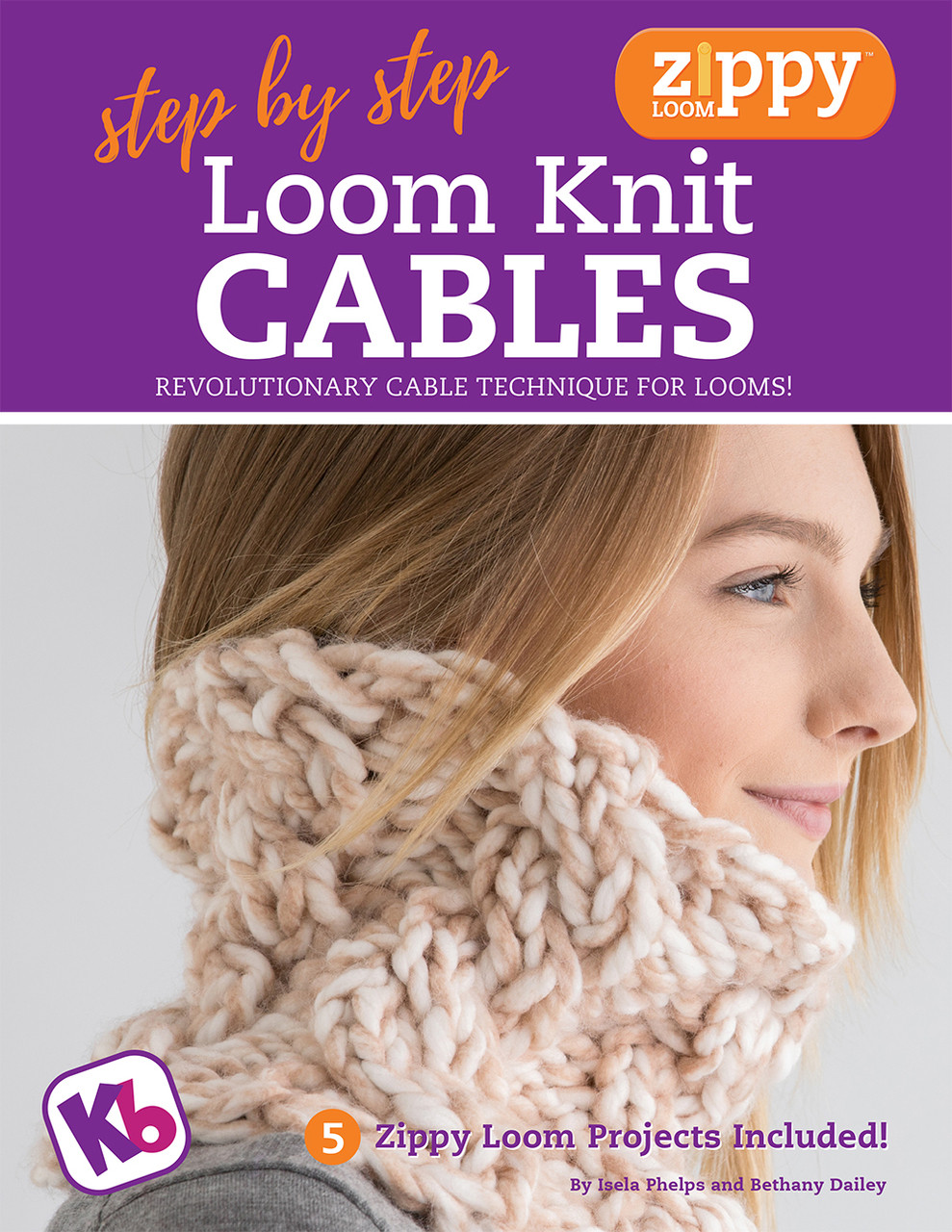 5cbad2aadc0d45 Loom Knit Cables eBook - http   www.knittingboard.com