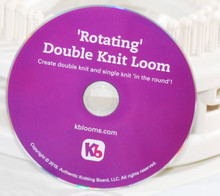 'Rotating' Double Knit  How-to DVD