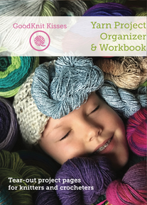 Yarn Project and Organizer Workbook