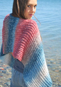 Moonstone Shawl