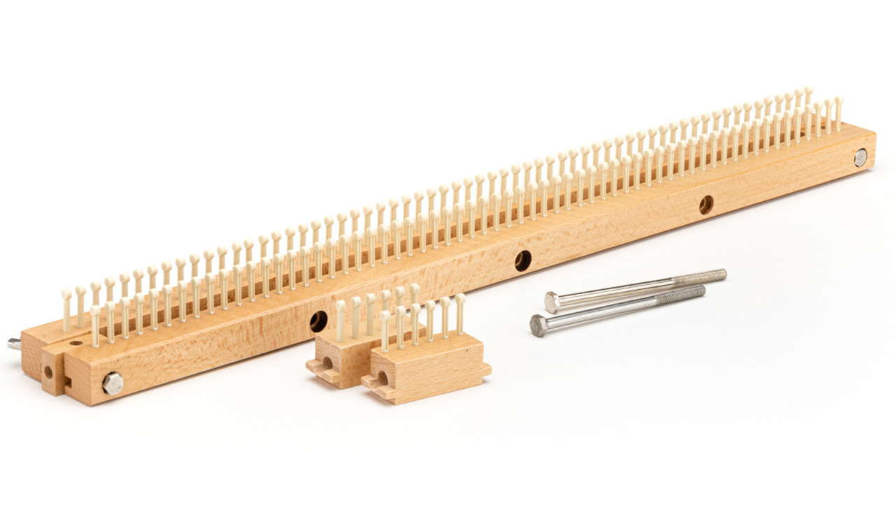 Fine Gauge Adjustable Sock Loom Kit  From Authentic Knitting Board