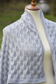 Aster Lace Shawl