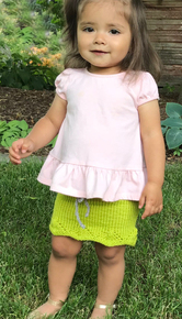 Baby Buttercup Skirt