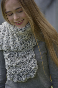 Faux Fur Zippy Scarf