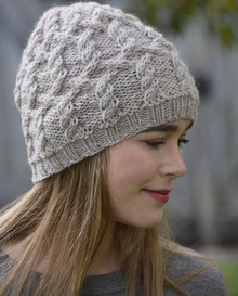 Crazy for Cables Hat