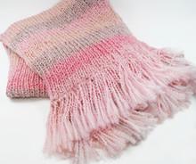 Double Knit Homespun Afghan