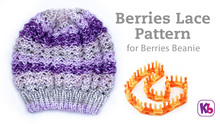 Berries Lace Pattern