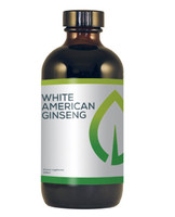 White American Ginseng Extract - 8 oz.