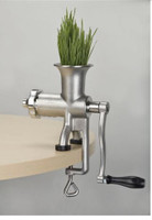 Miracle Manual Stainless Steel Wheatgrass Juicer