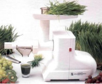 Miracle Electric Wheatgrass Juicer