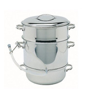 Mehu-Liisa Stainless Steel Steam Juicer 11-Liter