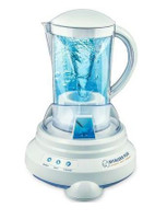 VITALIZER PLUS HEXAGONAL OXYGENIZED WATER GENERATOR WITH One MINERAL CUBES