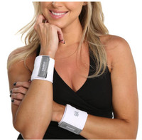 Triple Layered Fully Adjustable Wristbands
