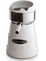 Omega Professional C-10W Stainless Steel Citrus Juicer