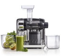 Omega Juice Cube 300S Horizontal Masticating Juicer