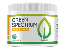 Green Spectrum Organic, Lemon - 60 Serving