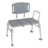 Heavy Duty Bariatric Plastic Seat Transfer Bench By Drive