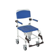 Aluminum Shower Commode Mobile Chair By Drive