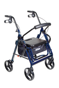 Duet Transport Wheelchair Walker Rollator By Drive