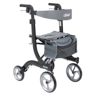 Nitro Euro Style Walker Rollator, Tall By Drive